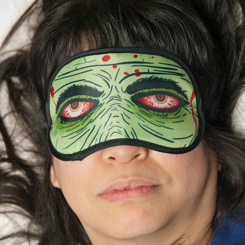 masque de nuit zombie-sleep mask