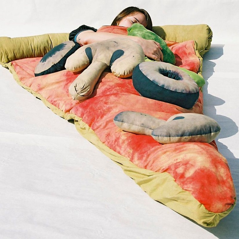 sac-de-couchage-pizza-duvet