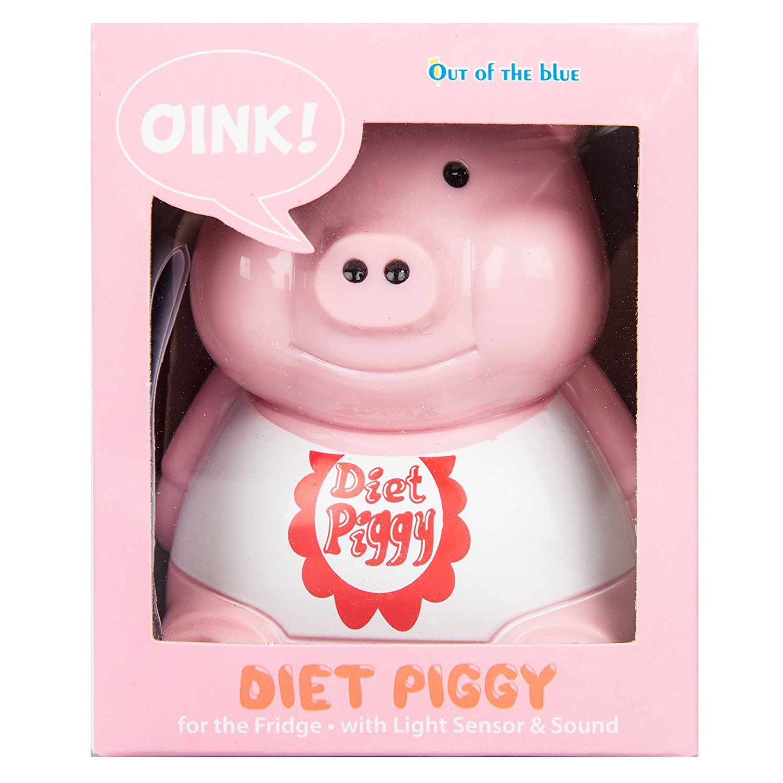diet-piggy-alarme-frigo-refrigirateur-regime-minceur