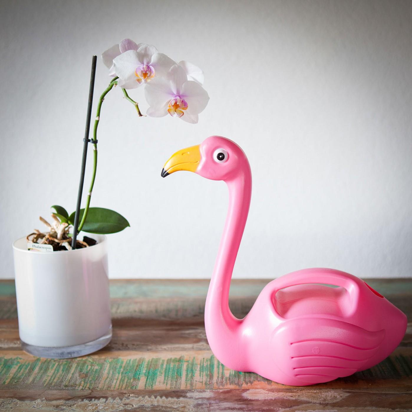 arrosoir-flamant-rose