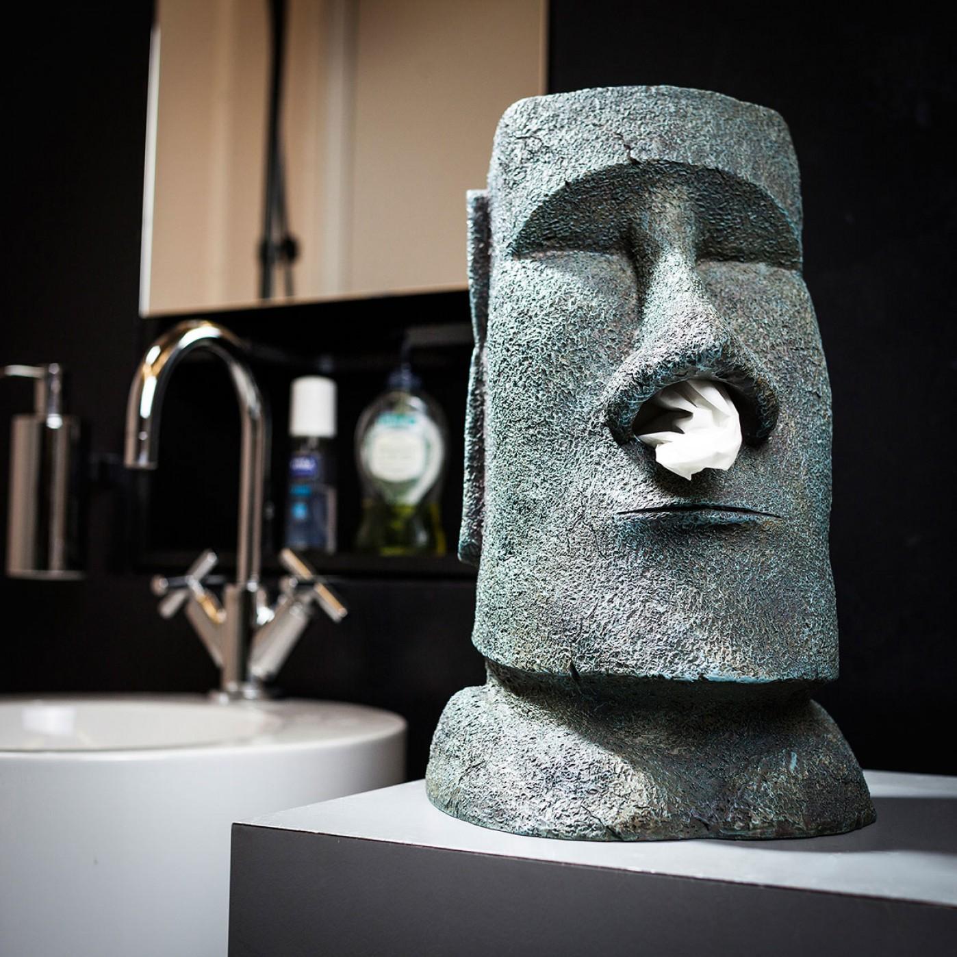 distributeur-mouchoirs-moai