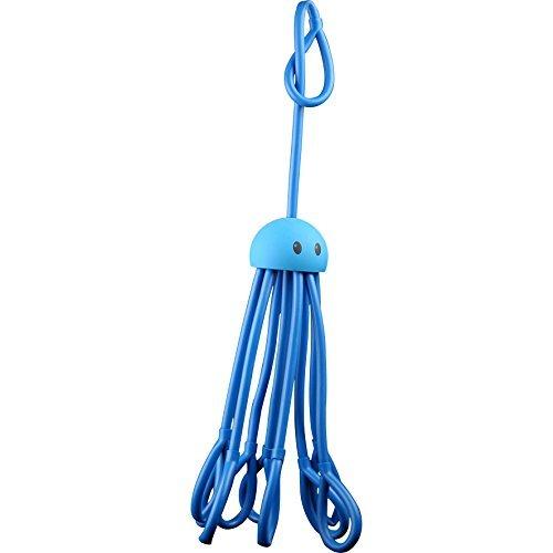 pieuvre-porte-gel-shampoing-douche-shower-bleu