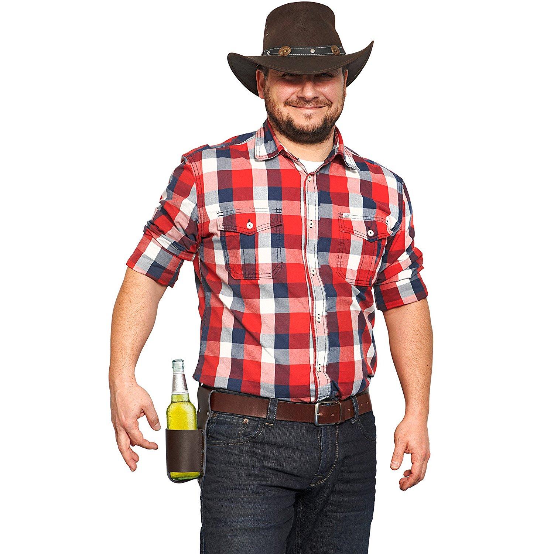 porte-boisson-ceinture-cow-boy-biere