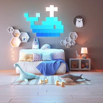 nanoleaf-panneaux-lumineux-intelligent-decoration-murale-2